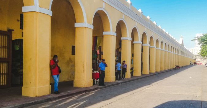 Shoping Muelles | A Guide to Cartagena de Indias, Colombia | South America Travel Guides by Cuppa to Copa Travels