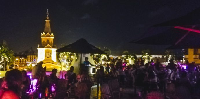 Nightlife Cartagena | A Guide to Cartagena de Indias, Colombia | South America Travel Guides by Cuppa to Copa Travels