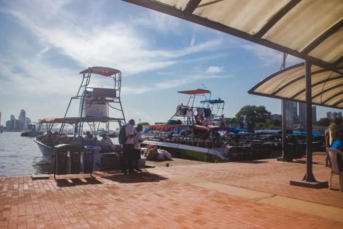 Isla Baru Playa Grande boat trip | Los Rosarios Islands | Cartagena Day Trips | Colombia travel guides by Cuppa to Copa Travels