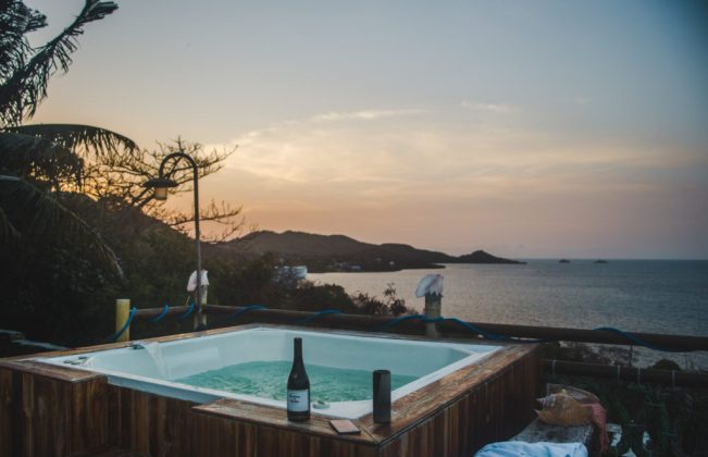 Crab Cay Boutique Lodge Hotel Providencia Island, Colombia accommodation review: Colombia travel guide by Cuppa to Copa Travels