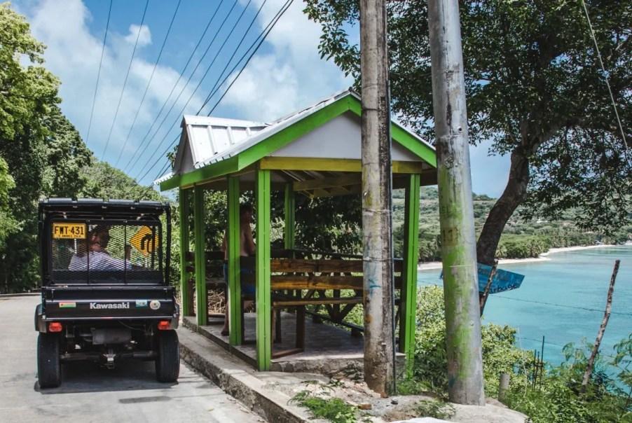 golf buggy rental isla de providencia Colombia