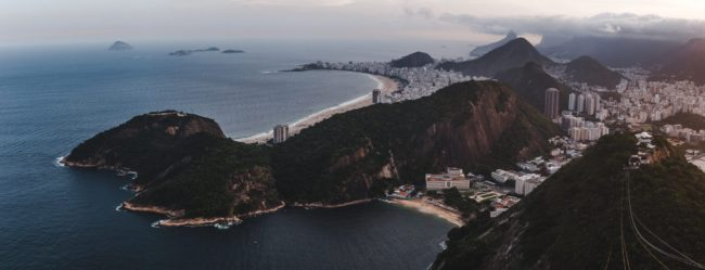Copacabana Best time to visit Sugarloaf Mountain Rio de Janeiro Cuppa to Copa Travels South America Guides