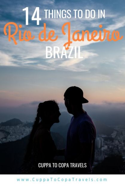 14 top things to do in Rio de Janeiro, Brazil | best time to visit sugarloaf mountain, christ the redeemer, botanical gardens Rio, best rio street party etc