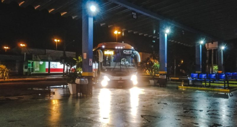South America bus safety drunk drivers