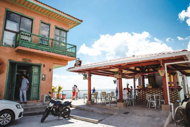Thai restaurant filandia quindio views viewpoint mirador