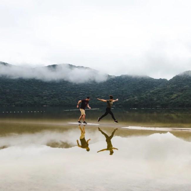 Lagoa Peri where to stay in Florianopolis travel guide Floripa Brazil travel couple