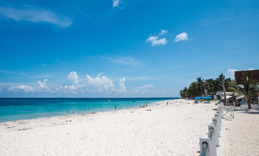 renting a buggy on san andres playa san luis beach san andres colombia island guide