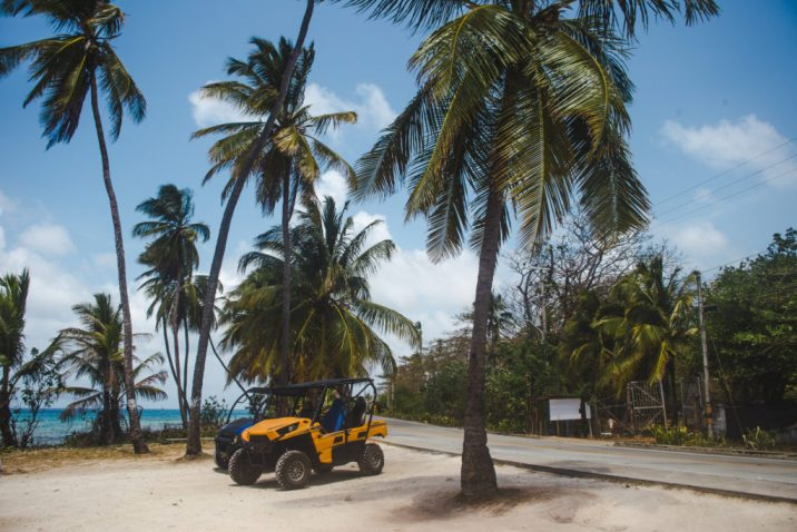 golf cart renting a buggy on san andres parking things to do on san andres