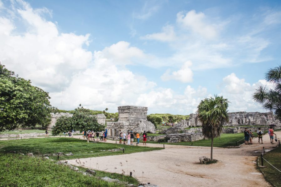 how to see the tulum ruins and when's the best time to go   ancient mayan ruins tulum mexico tours