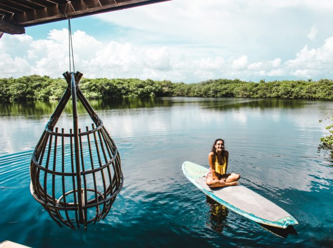 What are Tulum cenotes | things to do in Tulum with a bike or car hire Mexico