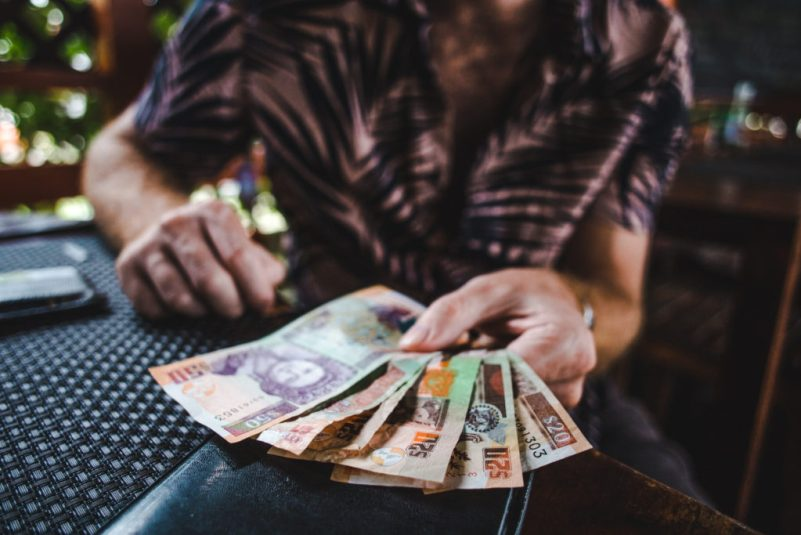 Tips for travel in Belize: advice before you go to Central America USD Belize dollar