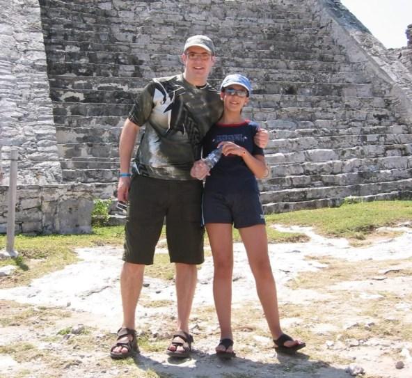 mexico tulum ruins