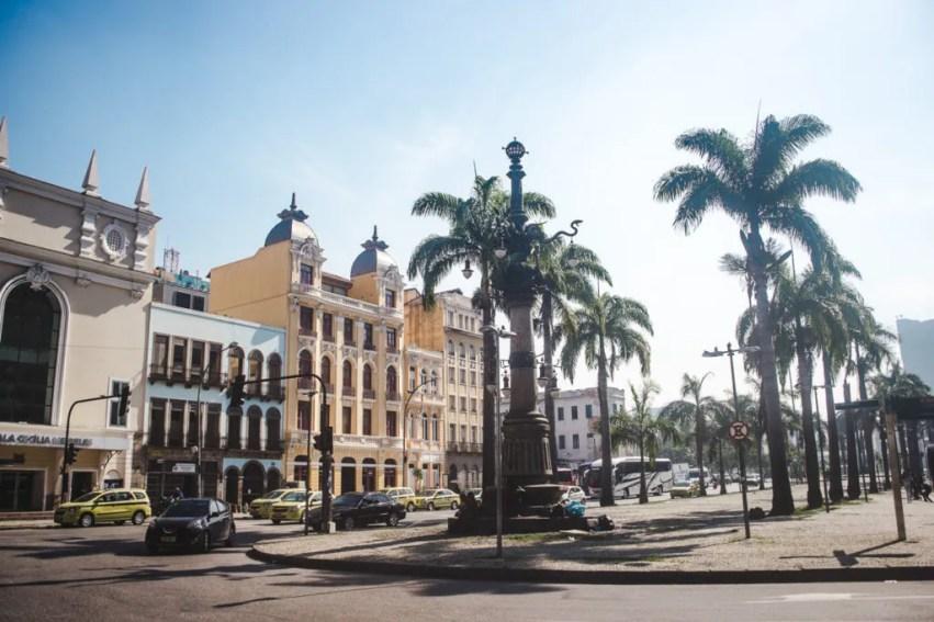 Lapa Santa Teresa best areas to stay in Rio de Janeiro brazil
