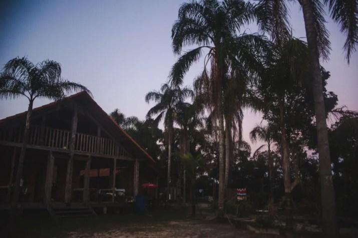 Recanto jeriva beach Ilha do Cardoso sao paulo cananeia brazil guide