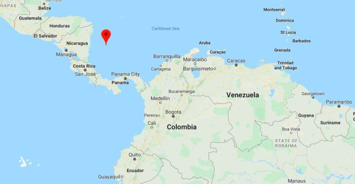 where is san andrés island and isla de providencia   San Andres Colombia travel guide