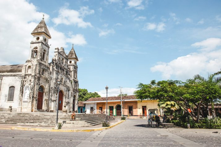 Leon Best time to travel Nicaragua backpacking blog travel guide