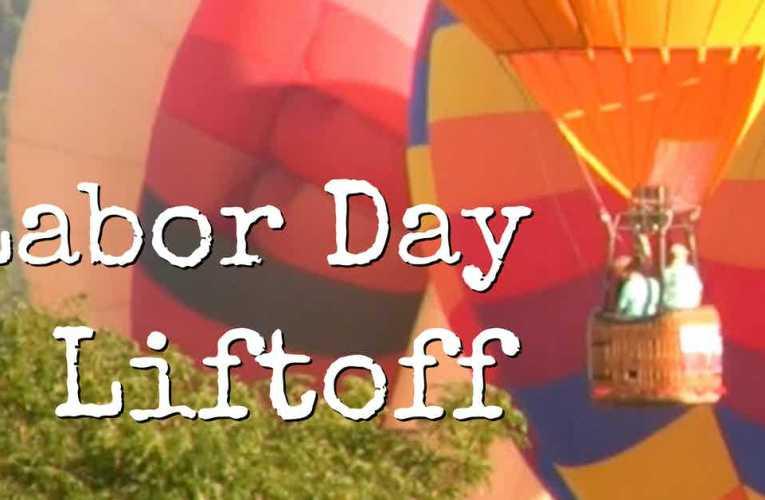 The Colorado Springs Labor Day Liftoff