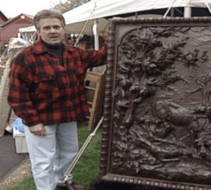 wilson curry wood carving