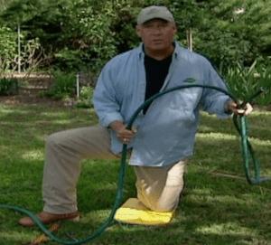 A Simple Homemade Garden Hose Guide 1