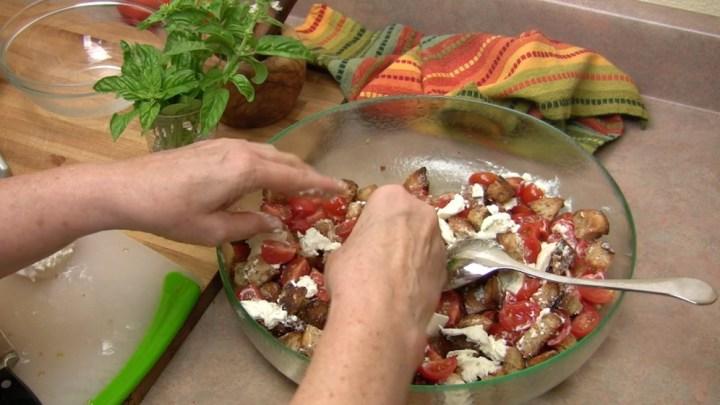 Panzanella Salad 12