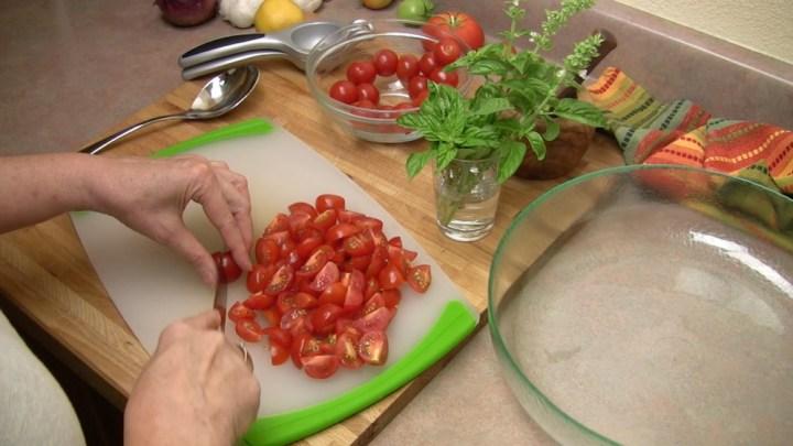 Panzanella Salad 9
