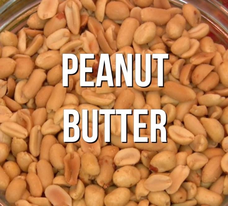 Heavenly Homemade Peanut Butter