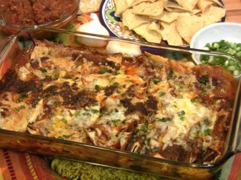 Tex-Mex Enchiladas 8