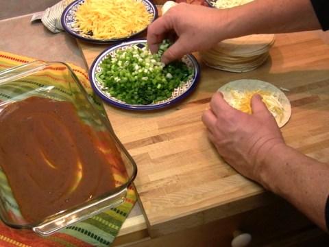 Tex-Mex Enchiladas 5