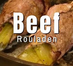 beef rouladen splash page