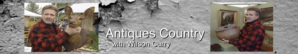 antiques country banner