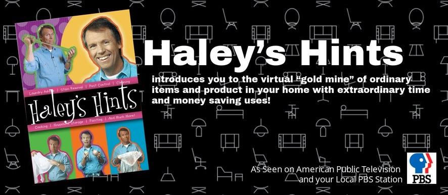 Haleys Hints Feature