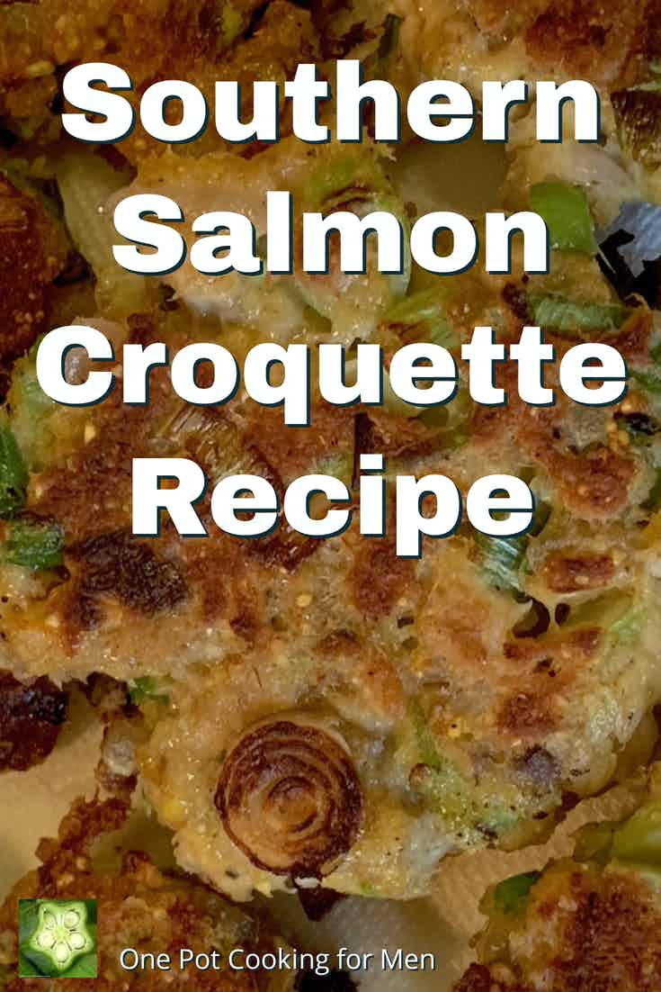 Southern Salmon Croquettes 1