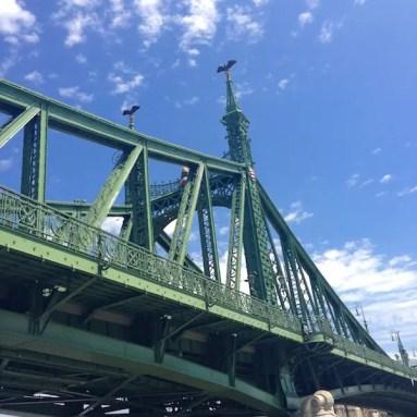 Szabadsag Hid Budapest
