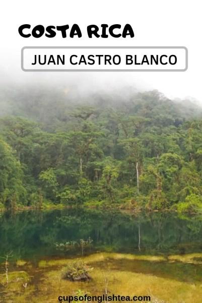 le parc Juan Castro Blanco au Costa Rica