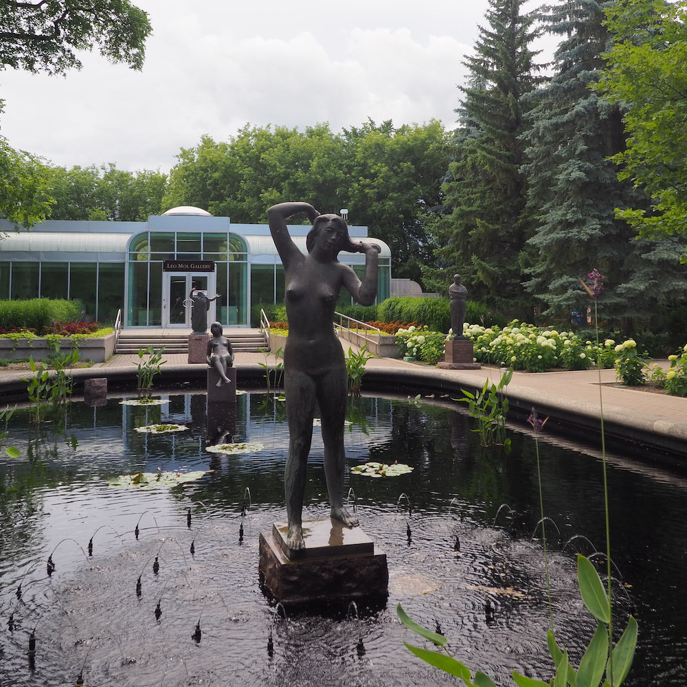 Leo Mol Assiniboine Park Winnipeg