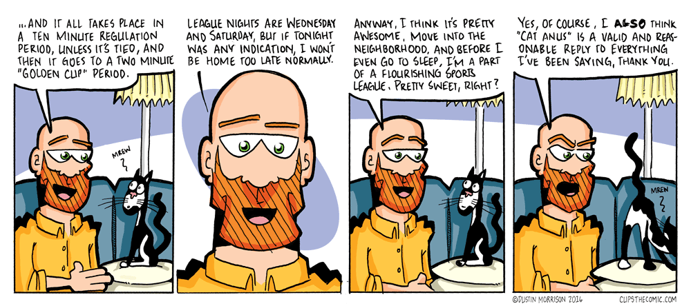 Cats are hella rude.