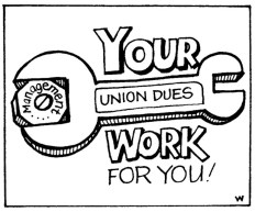 What's UP with my Dues? – CUPW Vancouver