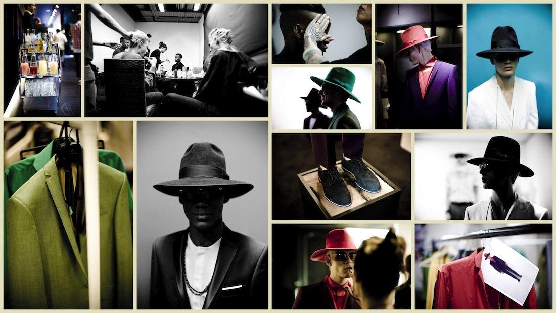 Oz Collages - Photos: Jimmy Hansen | Backstage Photos: Arteh Odjidja