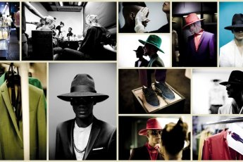Oz Collages - Photos: Jimmy Hansen   Backstage Photos: Arteh Odjidja