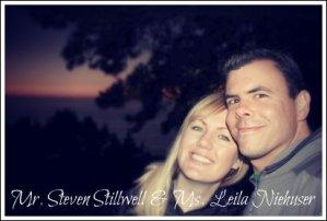 Mr. Steve Stillwell & Ms. Leila Niehuser