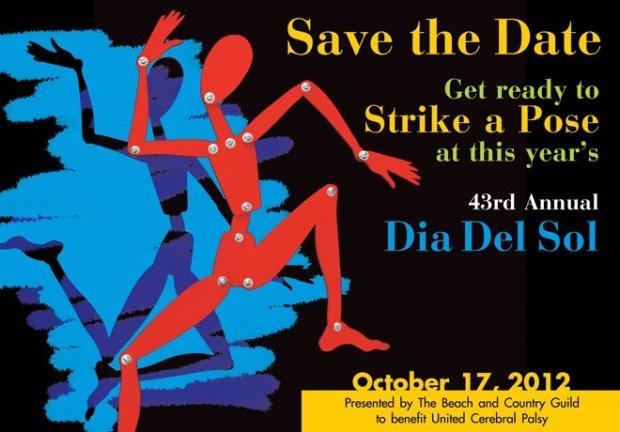 2012 Dia del Sol Save the Date