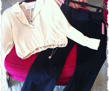 Picture of Outfit at Poppy Boutique RSF