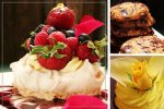 Desserts from Extraordinary Desserts