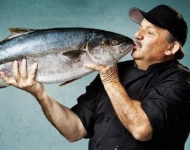 Tommy Gomes - Fishmonger, San Diego, Food scene,
