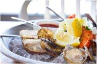 Solace-Beau Soleil Oysters & jumbo White Shrimp