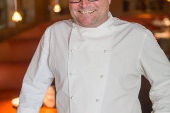 Chef Michael McDonald