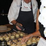 Chef Bernard Guillas Prepping image