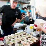 Tastings with Farm to Bay Food & Wine Classic Chefs