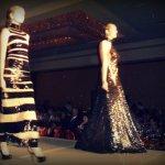 Elegance in Black and White dresses
