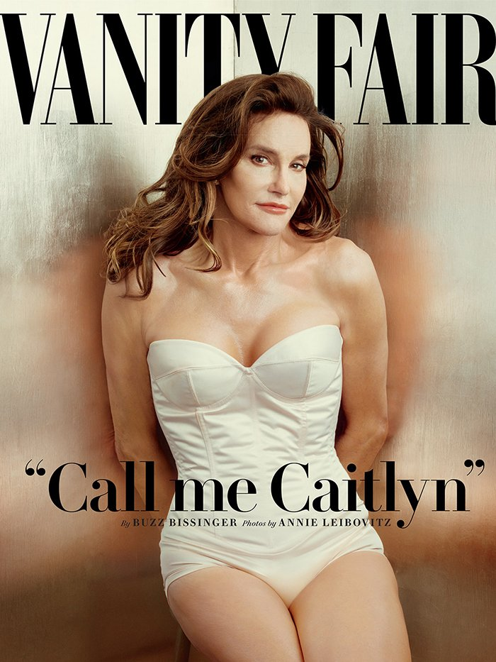 CaitlynJenner-Vanity Fair - Annie Leibovitz